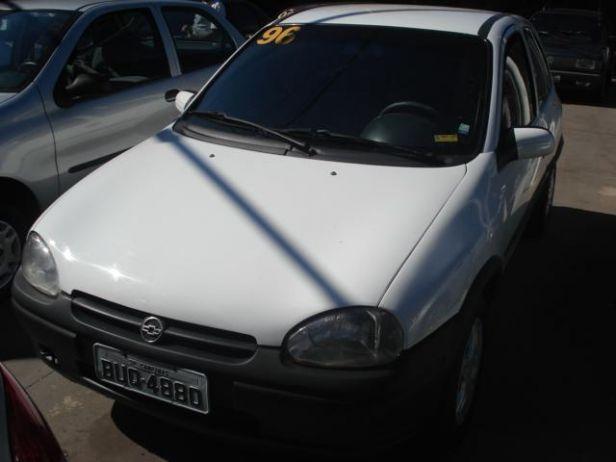 corsa hatch branco 1996 - chevrolet - campinas cód.219873 tem usados
